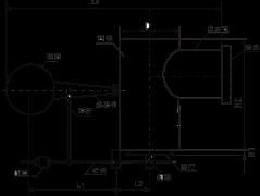 自动截油排水器