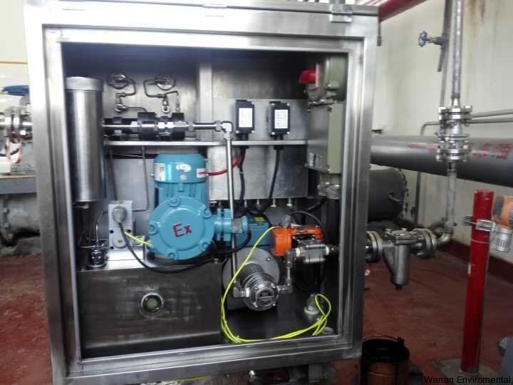 新疆石油工程公司原油自动取样器项目
